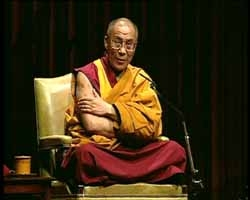 HH the 14th Dalai Lama